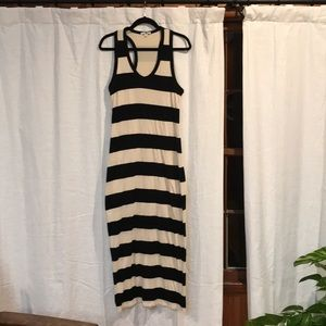 James Perse  tank maxi dress; size 4